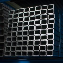 Téglalap és négyzet keresztmetszetű acél zártszelvény