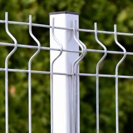 Horganyzott kerítésoszlop
