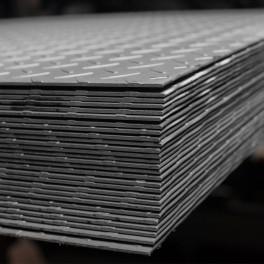 Gyémánt mintás alumínium lemez