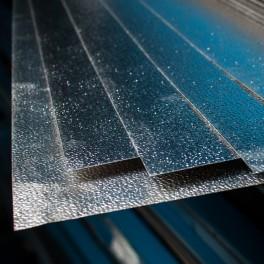 Stukkó mintás alumínium lemez